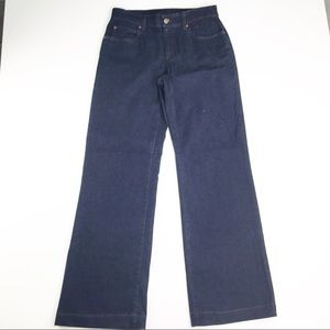EILEEN FISHER ORGANIC COTTON TROUSER JEANS